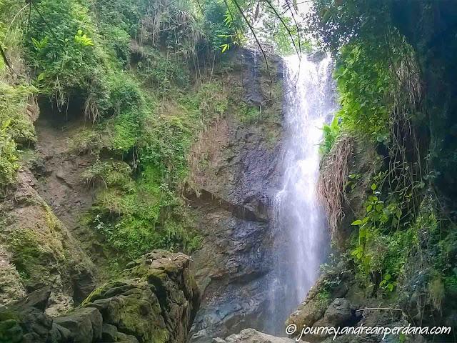 Air Terjun Curug Kedung Sentul, Padureso, Kebumen