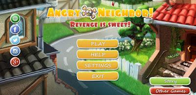 لعبة Neighbour from Hell 1 2 للاندرويد, لعبة Angry neighbor للاندرويد, لعبة الجار من الجحيم للاندرويد, لعبة الجار من المزعج للاندرويد