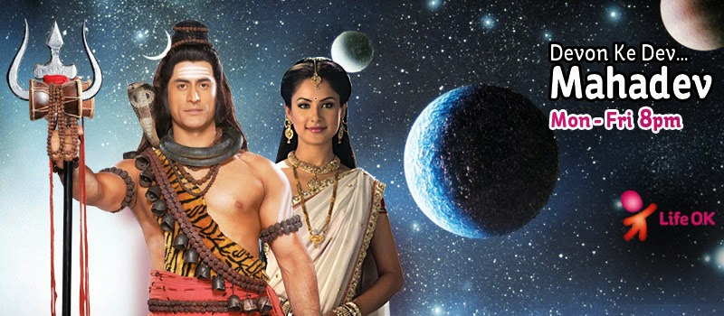 Mahadev Episode 794 - 7th November 2014 | The Drama TV Show | TV
