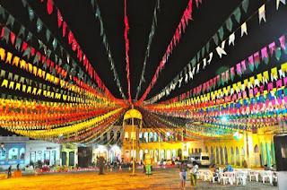 Festejos juninos canceladas