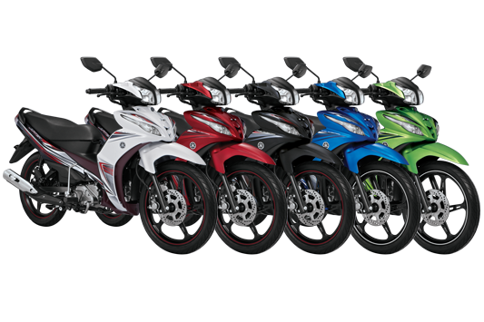 Sepeda Motor Bebek Injeksi Kencang Dan Irit Jupiter Z1 Yukiton Com