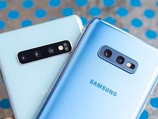 Samsung's latest phone