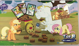 My Little Pony Collectible Card Game autograph card Dr. Hooves Jayson Thiessen