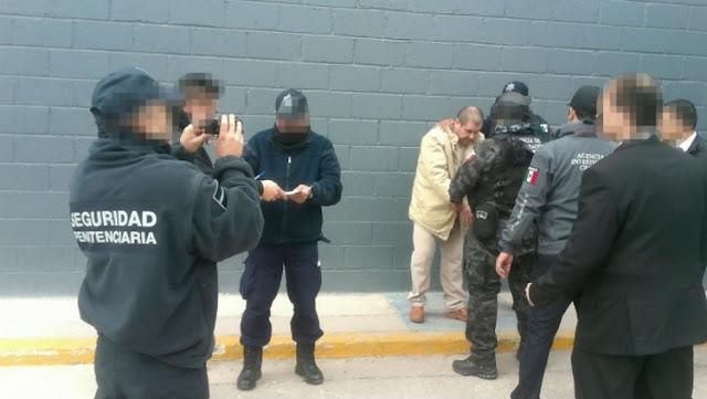 """Yo fui quien le puso el dedo y entrego a Joaquín """"El Chapo"""" Guzmán."""