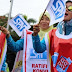 Ribuan Pedemo di May Day 2019 Buruh di Berbagai Kota Tuntut Kesejahteraan