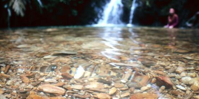 Sungai Koboko yang jernih