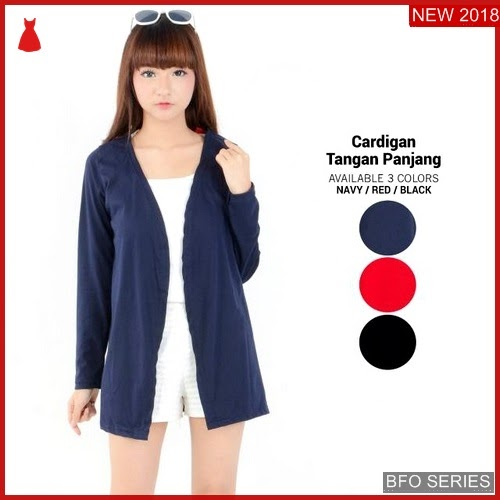 BFO050B24 BAJU Model BLOUSE CARDIGAN Jaman Now MURAH BMGShop