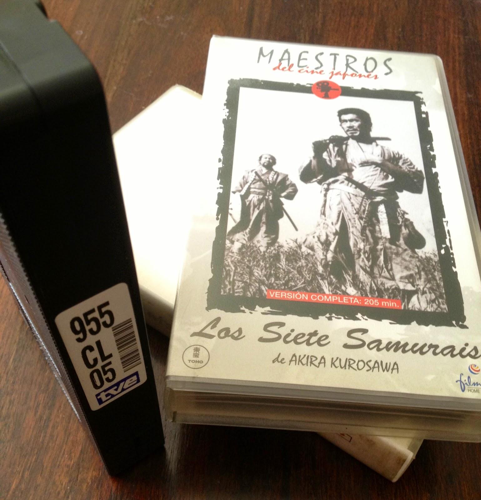 Los siete Samuráis - Akira Kurosawa - José Luis Garcia - TVE - Álvaro García - ÁlvaroGP - el fancine - el troblogdita