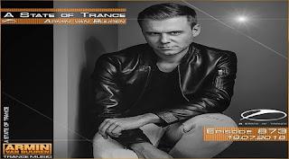 Armin Van Buuren - A State Of Trance 873 @ Radio DJ ONE