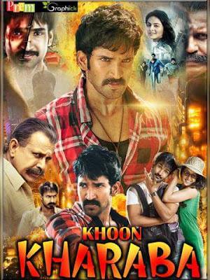 Khoon Kharaba 2017 Hindi Dubbed 720p WEBRip 900Mb x264