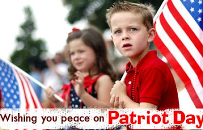 Patriot Day Wishes