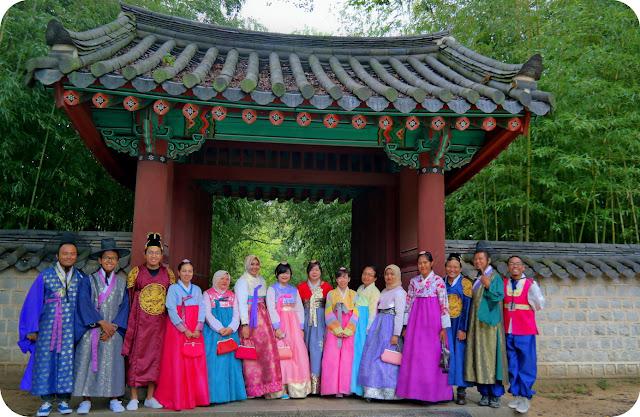 Hanbok+Baju+Tradisional+Korea