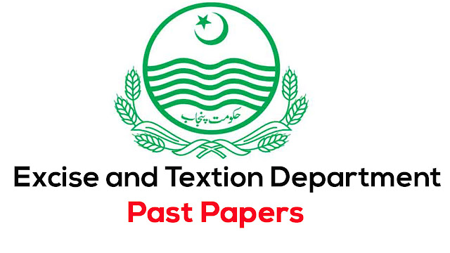 Excise Inspector Past Papers, Taxation Inspector Past Papers