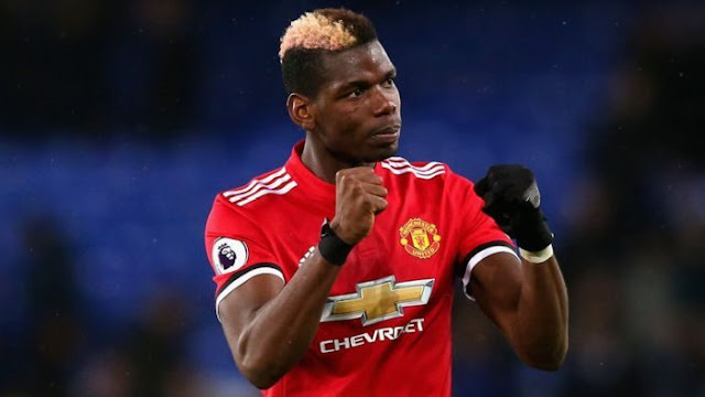 Pogba Demands To Quit Man United After Agreeing Deal With Real Madrid