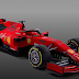 Ferrari meluncurkan mobil Formula 1 2019