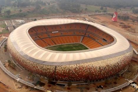 FNB Stadium - Bank Retain Soccer City Naming Right Till 2022 - Cheer On!  Nigeria