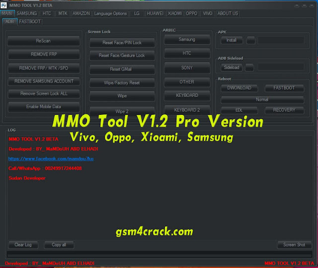 Download MMO Tool V1.2 Beta [100% Working]