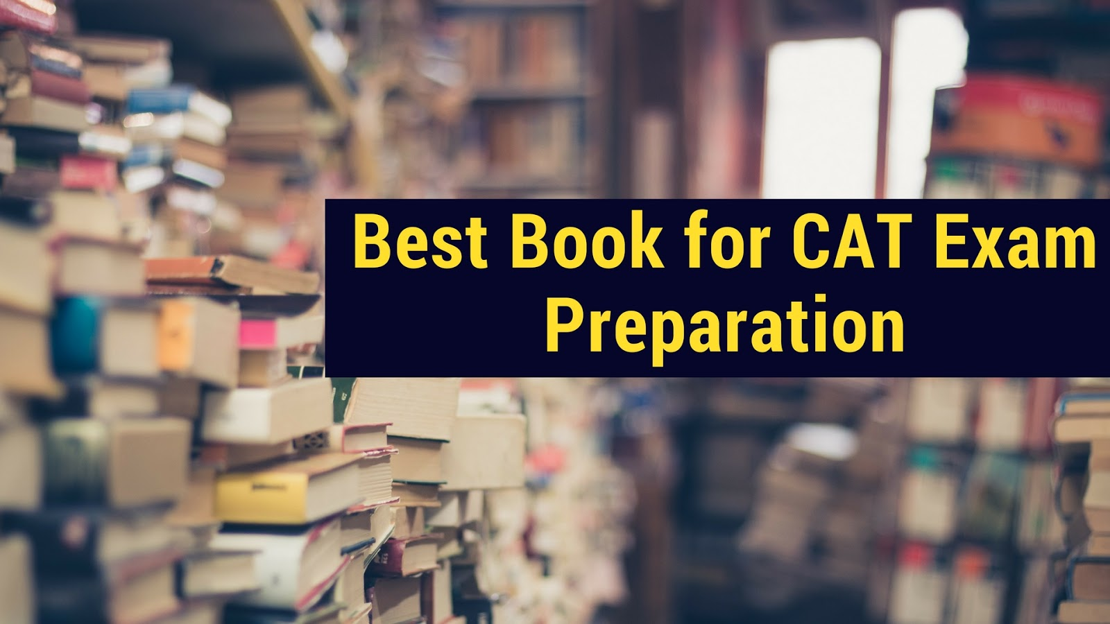 Best Book For Cat Preparation Cat Preparation Books