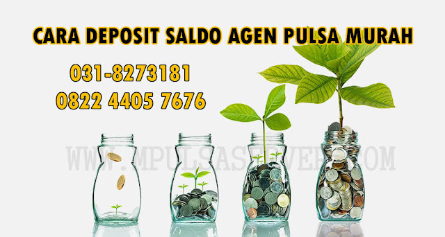 cara deposit saldo via transfer bank