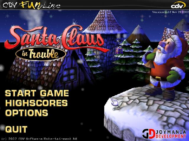 «Santa Claus in Trouble» - Καταπληκτικό παιχνίδι για τα Χριστούγεννα