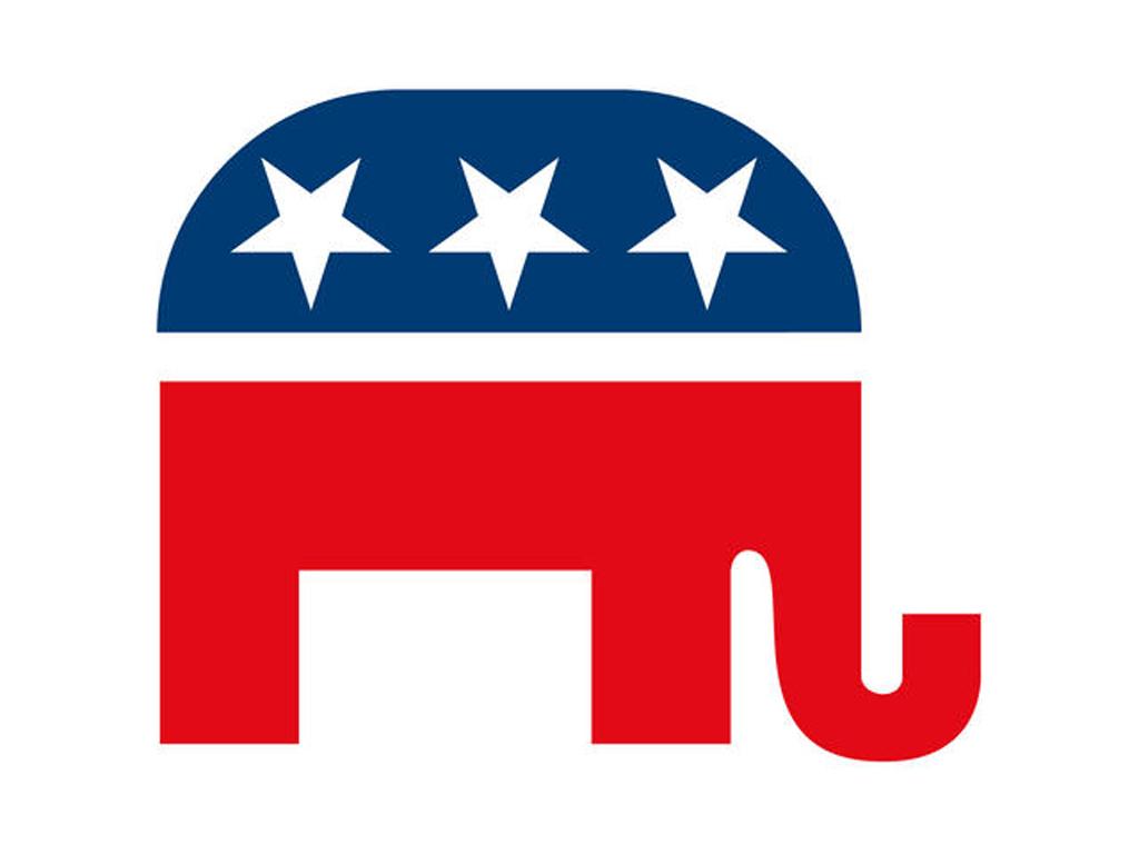 Výsledek obrázku pro Republikánská strana USA