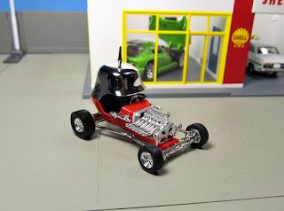 Hot Wheels Red Baron