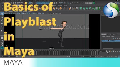 Autodesk Maya animation tutorial