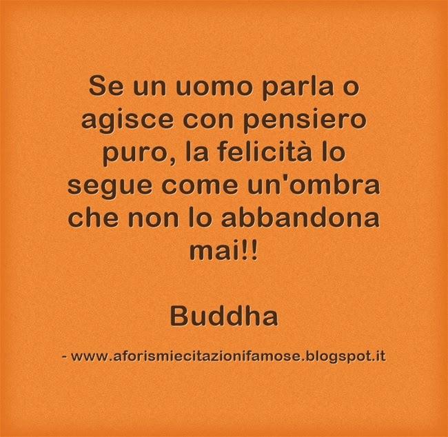 Eccezionale Aforismi e citazioni famose: Aforisma Famoso Buddha VG27