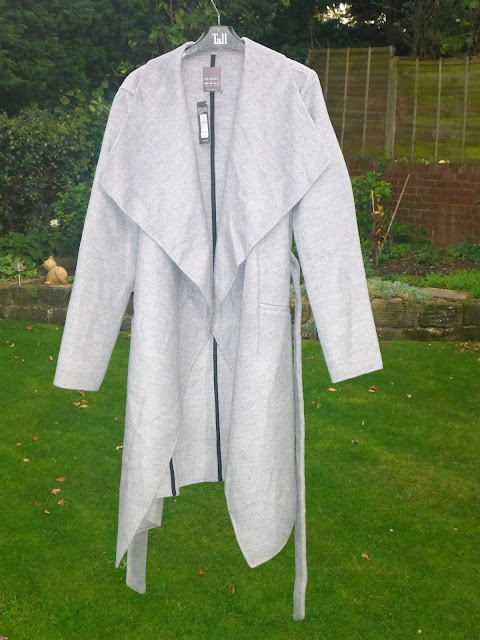 Primark Grey Winter Coat