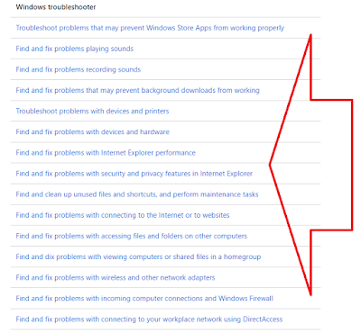 How to Fix All Issues in Windows 10,(Sound,Printer,Hardware,Devices,Sharing,Internet,Software,Battery,find and fix issues in windows 10,windows 10 troubleshooter,run troubleshoot,how to fix windows 10 hardware,fix windows 10 software issues,windows 10 all problem issues fix,no sound,no printing,no internet,mouse and keyboard,fix missing driver,ram memory fix,hard disk fix,online windows troubleshooter,microphone,headphone,speaker Troubleshoot problems for Windows Store Apps  Find and fix problems for no sounds Find and fix problems for recording sounds Find and fix problems for downloads  Troubleshoot problems with devices and printers Find and fix problems with devices and hardware Find and fix Internet Explorer issues  Find and fix problems security and privacy  Find and clean up unused files and shortcuts, and perform maintenance tasks Find and fix problems with connecting to the Internet or to websites Find and fix problems with accessing files and folders on other computers Find and dix problems with viewing computers or shared files in a homegroup Find and fix problems with wireless and other network adapters Find and fix problems Windows Firewall Find and fix problems with workplace network using DirectAccess Find and fix problems with running older programs on this version of Windows Find and fix problems to help optimize Windows speed and performance Find and fix problems with your computer's power settings to conserve power and extend battery life Find and fix problems with printing Find and fix problems with Windows Search Find and fix problems playing movies, television, or video Find and fix problems with Windows Media Player settings Find and fix problems with the Windows Media Player Library Find and fix problems with playing DVDs in Windows Media Player Resolve problems that prevent you from updating Windows  Facebook Page : https://www.facebook.com/MeMJTube Follow on twitter:  https://twitter.com/mj1111983 Website : http://www.bsocialshine.com