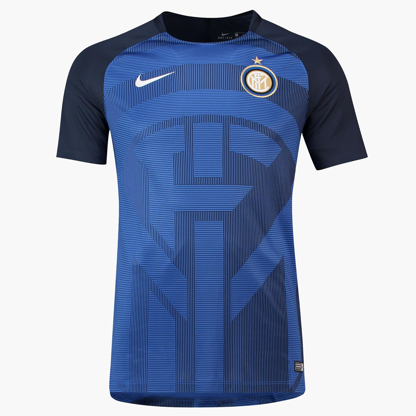 Stunning Nike Inter Milan 18-19 Pre-Match Jersey Released - Leaked ... d6e4275bd