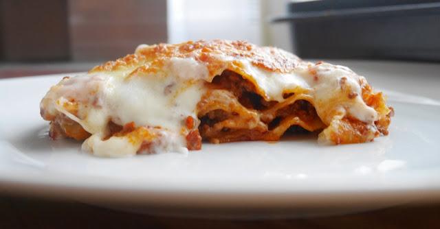 Das Geheimnis einer guten Lasagne