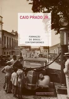 livro formação do brasil contemporaneo caio prado jr