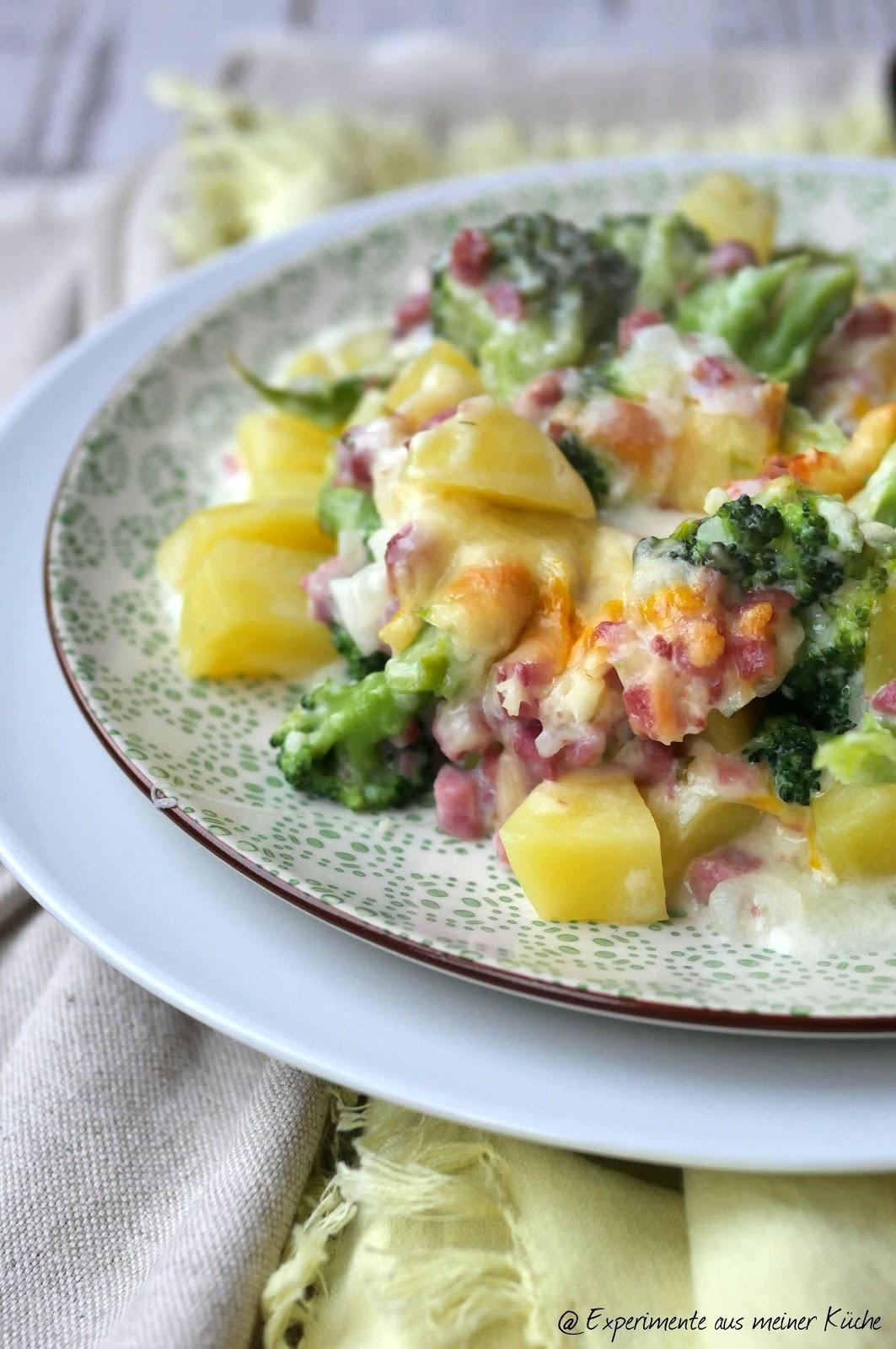 Rezepte brokkoli kartoffel auflauf