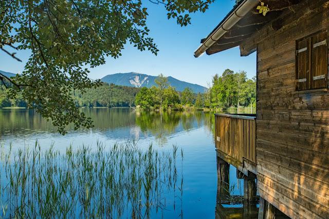 Staffelsee-Rundweg  Wanderung bei Murnau – Das Blaue Land 01
