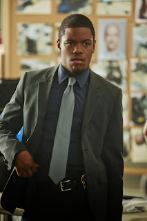 Jon Michael Hill as Detective Marcus Bell in CBS Elementary