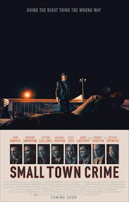 Small Town Crime 2017 DVD R1 NTSC Sub
