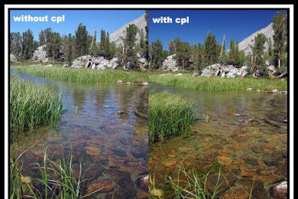 Fungsi Filter CPL Dan Cara Memakainya