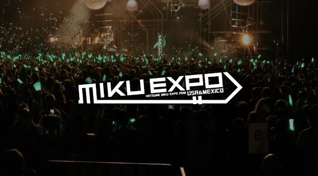 Hatsune Miku EXPO Merayakan Ulang Tahun ke 5 nya