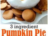 Easy Pumpkin Pie Dip Recipe (Just 3 Ingredients)