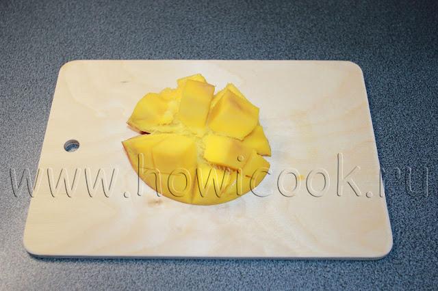 рецепт сальсы с манго с пошаговыми фото