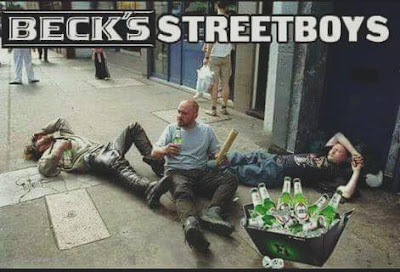 Beck´s Streetboys, Back Street Boys