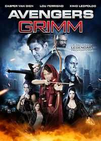 Avengers Grimm (2015) Hindi Dubbed Dual Audio Movie Download