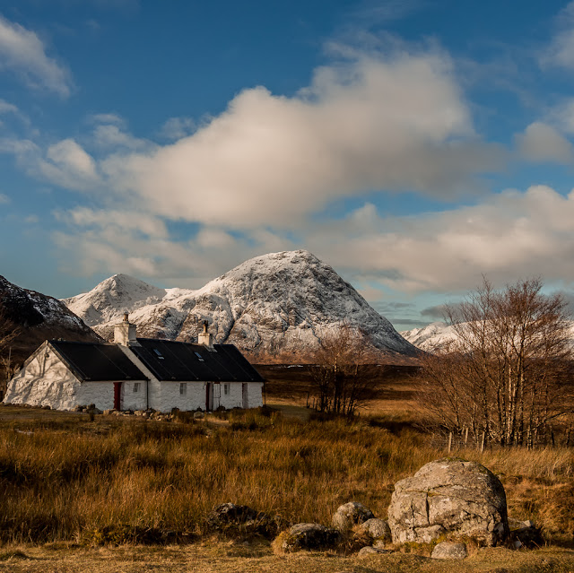 Photo of Blackrock Cottage in Glencoe