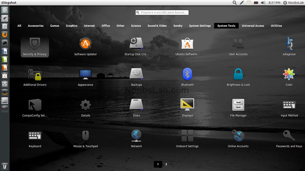 Slingscold Launcher Fixed for all Ubuntu Versions/Derivatives [PPA