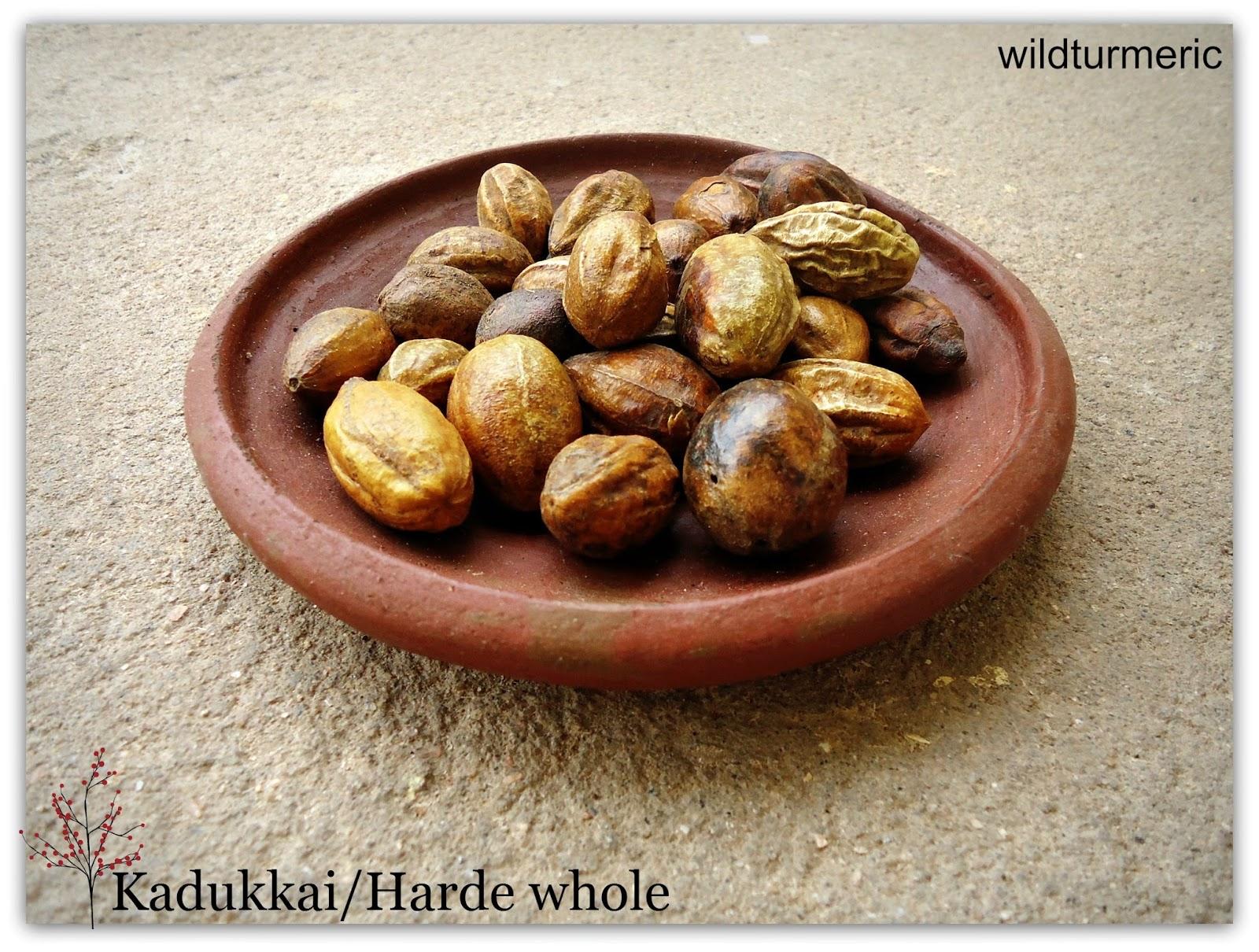 how to use kadukkai powder for constipation