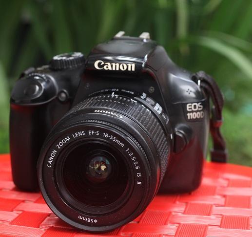 Jual Canon Eos 1100d 2nd Fullset Jual Laptop Bekas Second Garansi