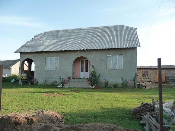 Лунка, Герцаевский район. Буковинский дом