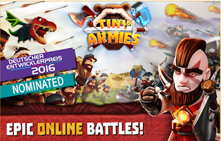 Download Tiny Armies Online Battles V2.1.0 MOD APK ( Unlimited Money )