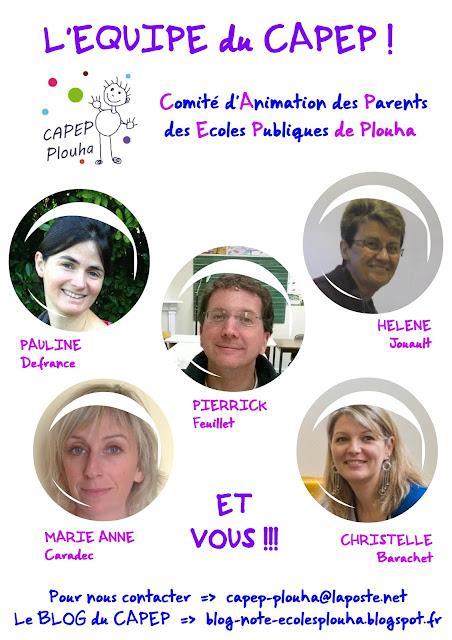l'équipe CAPEP
